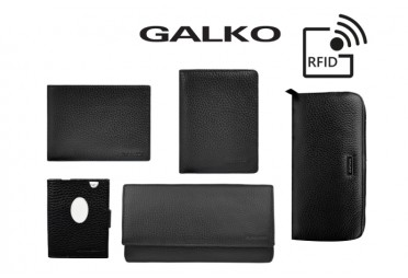 GALKO wallets with RFID protection