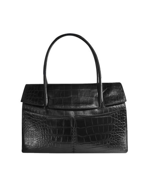 Lady's bag dark brown