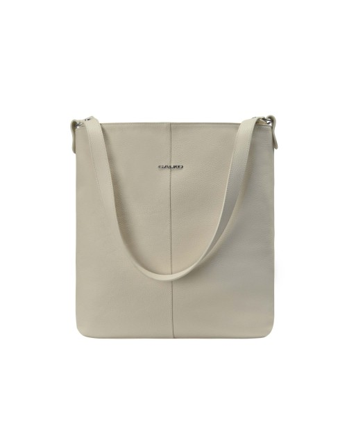 Women's shoulder bag, beige
