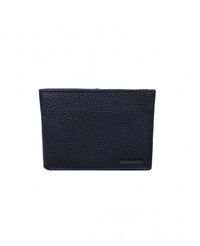 Man's RFID wallet